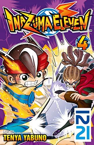 Inazuma Eleven Vol.4: YABUNO Tenya