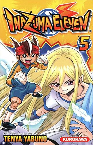 Inazuma Eleven Vol.5: YABUNO Tenya