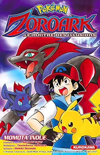 9782351426463: Pokémon : Zoroark : Le maître des illusions