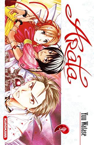 Arata - Tome 9: Watase, Yuu