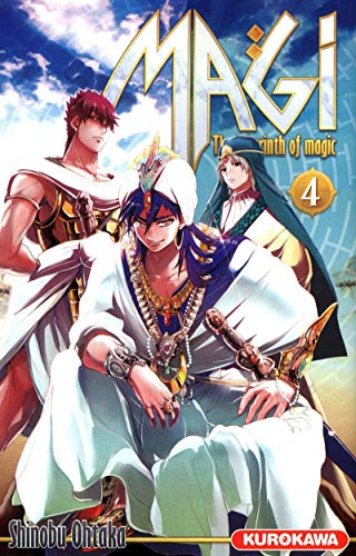 9782351426777: Magi, Tome 4 (French Edition)