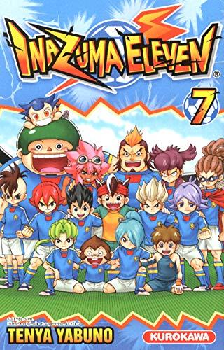 Inazuma Eleven Vol.7: YABUNO Tenya