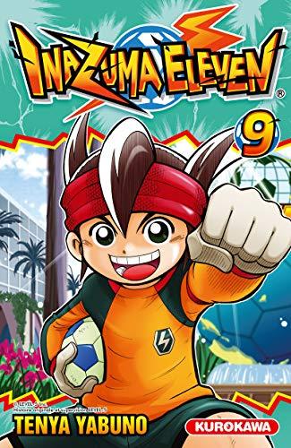 Inazuma Eleven Vol.9: YABUNO Tenya