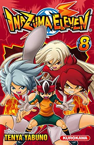 Inazuma Eleven Vol.8: YABUNO Tenya