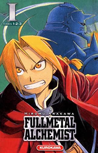 9782351427552: Fullmetal Alchemist, Tomes 1-2-3 : Volume 1