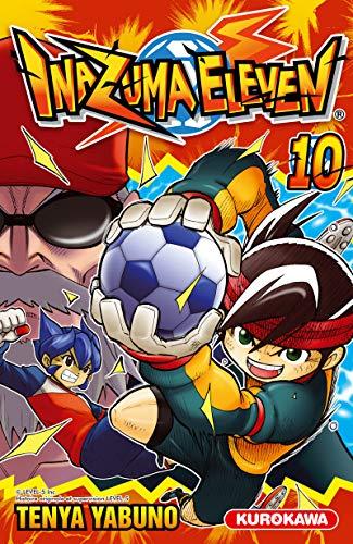 Inazuma Eleven Vol.10: YABUNO Tenya
