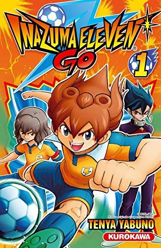 Inazuma Eleven Go! - T1: Tenya YABUNO