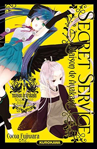 Secret Service - Tome 7: Fujiwara, Cocoa