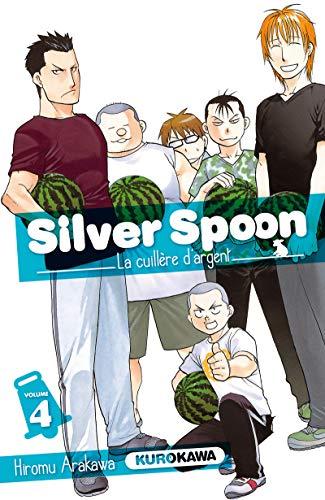 Silver Spoon - Tome 4: Arakawa, Hiromu