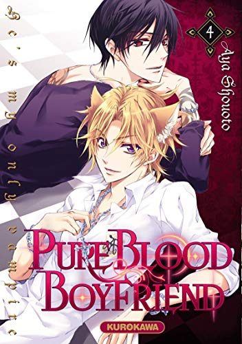 Pure Blood Boyfriend - Nº 4: Shouoto, Aya