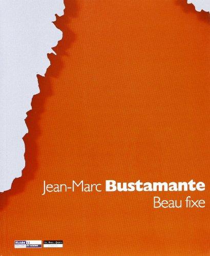 9782351450284: Jean-Marc Bustamante : beau fixe