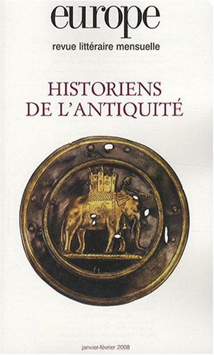 Europe, N° 945-946, Janvier- (French Edition): COLLECTIF