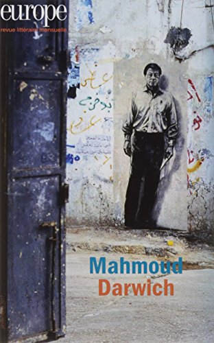 Mahmoud Darwich N 1053-1054: Collectif