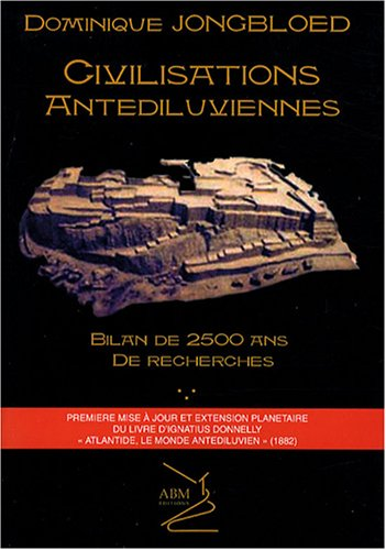 9782351520857: Civilisations antédiluviennes (French Edition)