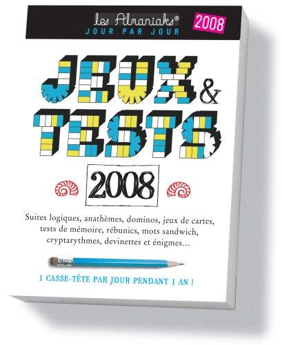 9782351551066: Jeux et Tests 2008