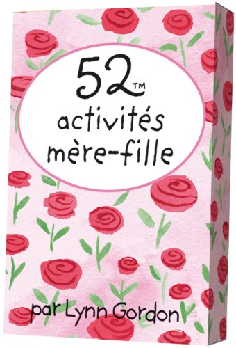 9782351551332: 52 activites mere-fille (French Edition)