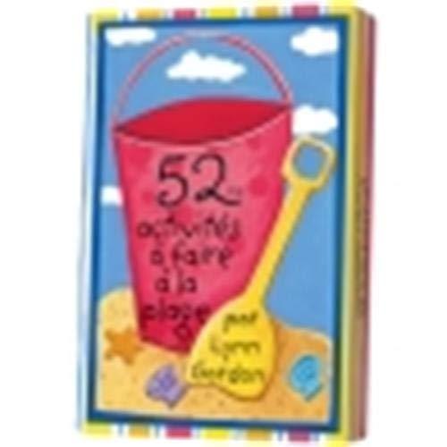 9782351551851: 52 activites a faire a la plage (French Edition)