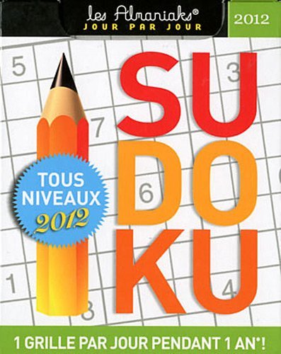 9782351553374: Sudoku 2012 (French Edition)