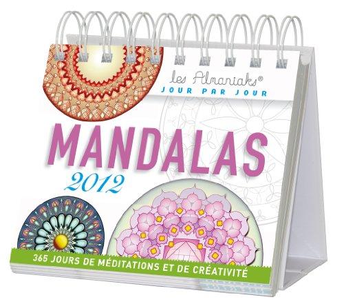 9782351553749: Mandalas 2012 (French Edition)