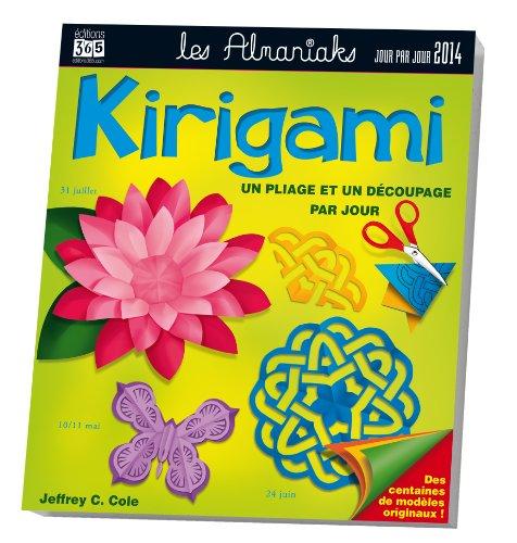 9782351555446: ACTIVITES KIRIGAMI 2014