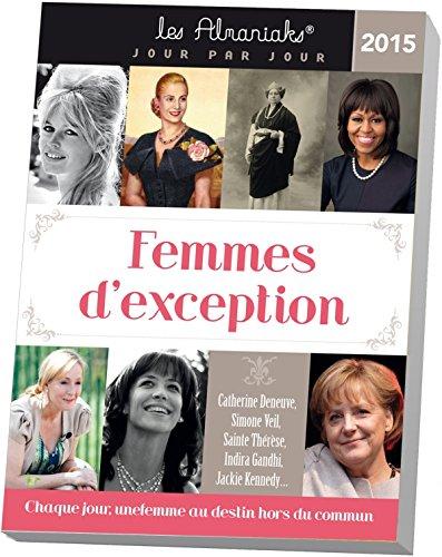 9782351555972: ALMANIAK FEMMES D'EXCEPTION 2015
