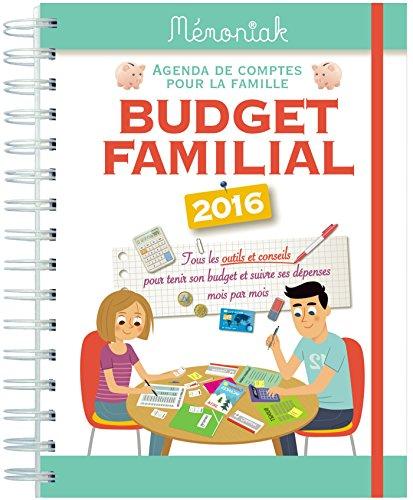 BUDGET FAMILIAL MEMONIAK 2016: Collectif
