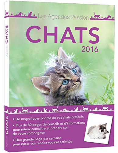 9782351557235: Agenda passion chats 2016