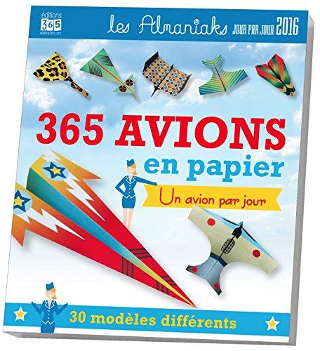 9782351557525: ALMANIAK AVIONS EN PAPIER 2016
