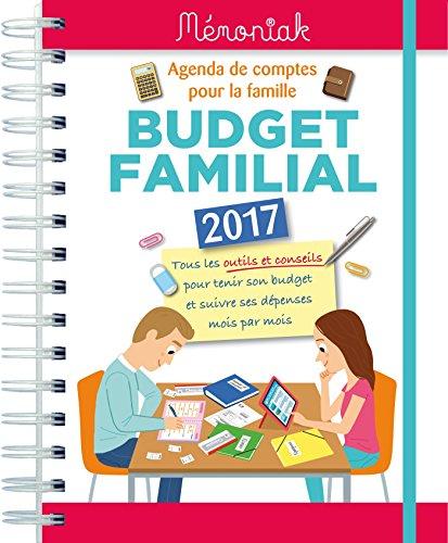 Budget familial Mémoniak 2017: Collectif