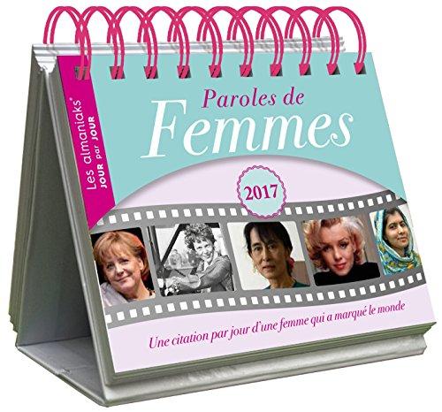 PAROLES DE FEMMES 2017: COLLECTIF