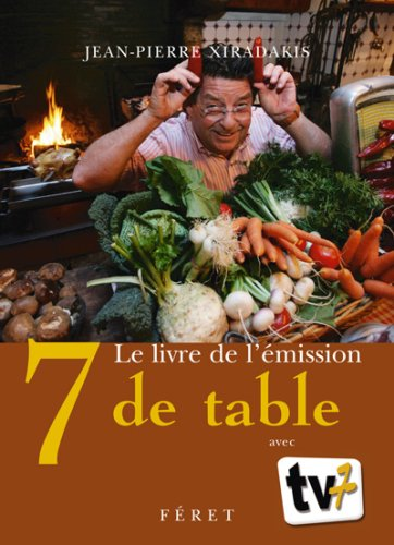 9782351560167: 7 de table (French Edition)