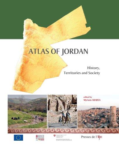 9782351593783: Atlas of Jordan. History, Territories and Society