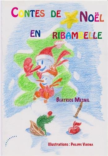 9782351687154: Contes de Noël en ribambelle