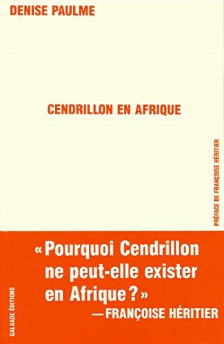 9782351760284: Cendrillon en Afrique (French Edition)