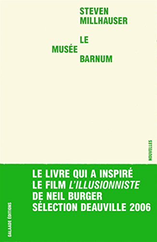 9782351760314: Le Musée Barnum (French Edition)