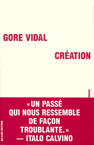 9782351760345: Création (French Edition)