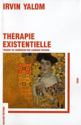 9782351761083: Thérapie existentielle