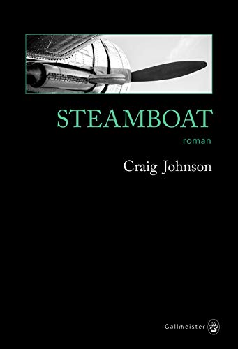 9782351781005: Steamboat