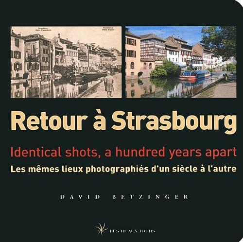 Retour a Strasbourg