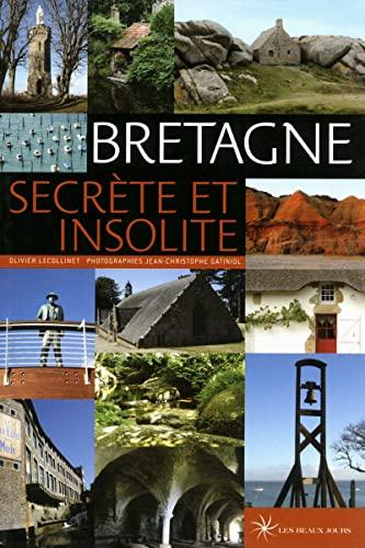 9782351790458: Bretagne Secrète et Insolite