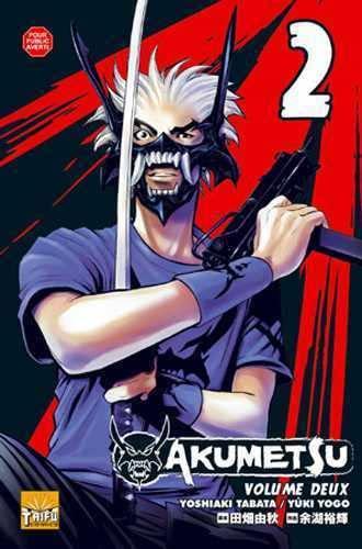 9782351800331: Akumetsu t02 (Taifu Comics)