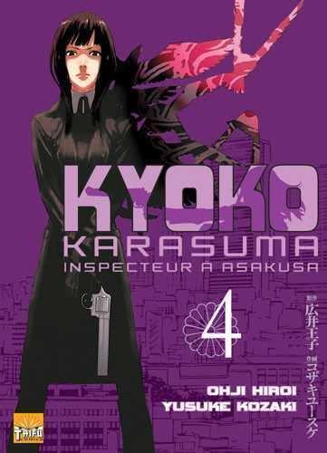 9782351801468: Kyoko Karasuma, Tome 4 (French Edition)