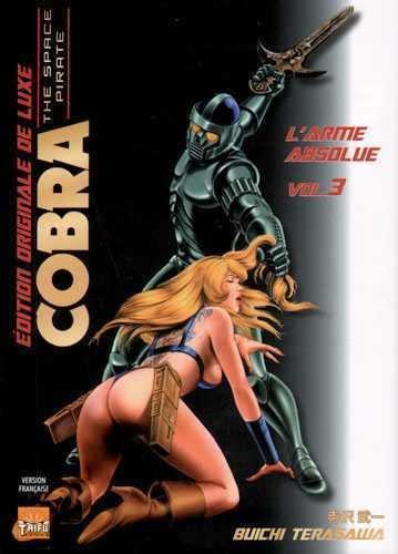 9782351801499: Cobra The Space Pirate T03 Couleur Legend of Mandrad