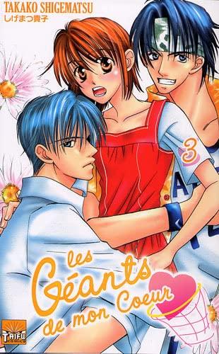 9782351802472: Géants de mon Coeur (les) Vol.3