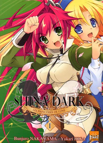 9782351802724: Shina Dark T01