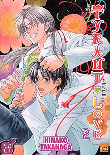 9782351804292: The tyrant who fall in love T02