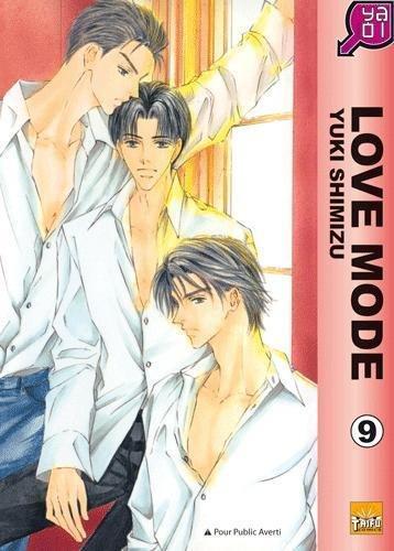 9782351804469: Love mode, Tome 9