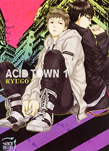 9782351805305: Acid Town, Tome 1 :
