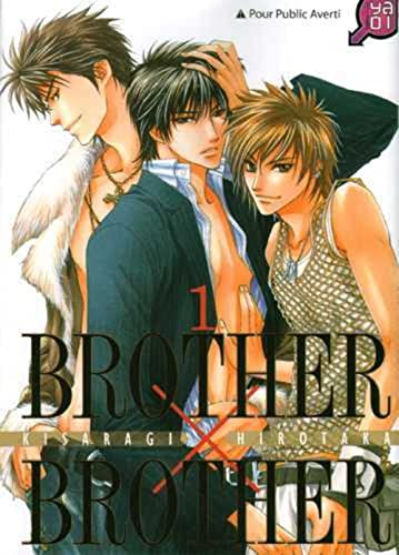 9782351806029: Brother X Brother T.1