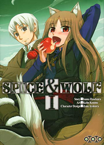 9782351806173: Spice & wolf tome 1 (French Edition)